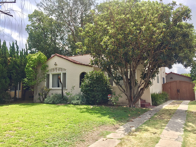 Fall in Love with This 1920s Spanish Character Home with Tons of Yard Space & Huge Garage