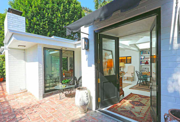 Exceptional 1940's Mid-century architectural off of Doheny Drive in one of West Hollywood's most sought after neighborhoods.