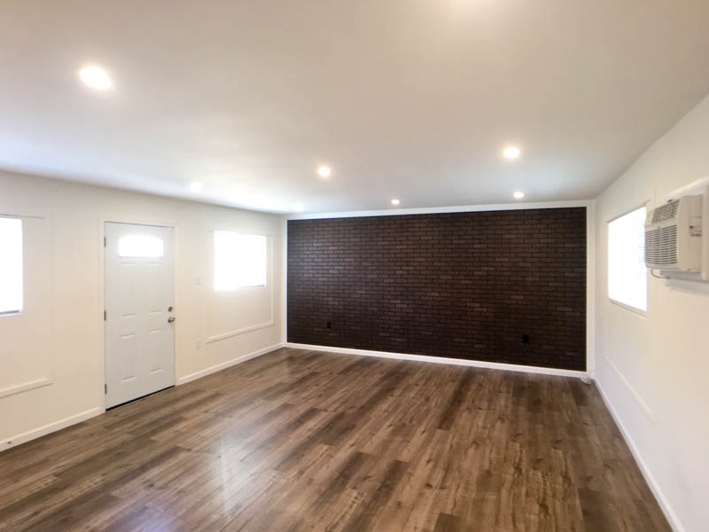 Bright & Inviting 4plex | Remodeled | Private Large Patio Space | 1 Car Garage