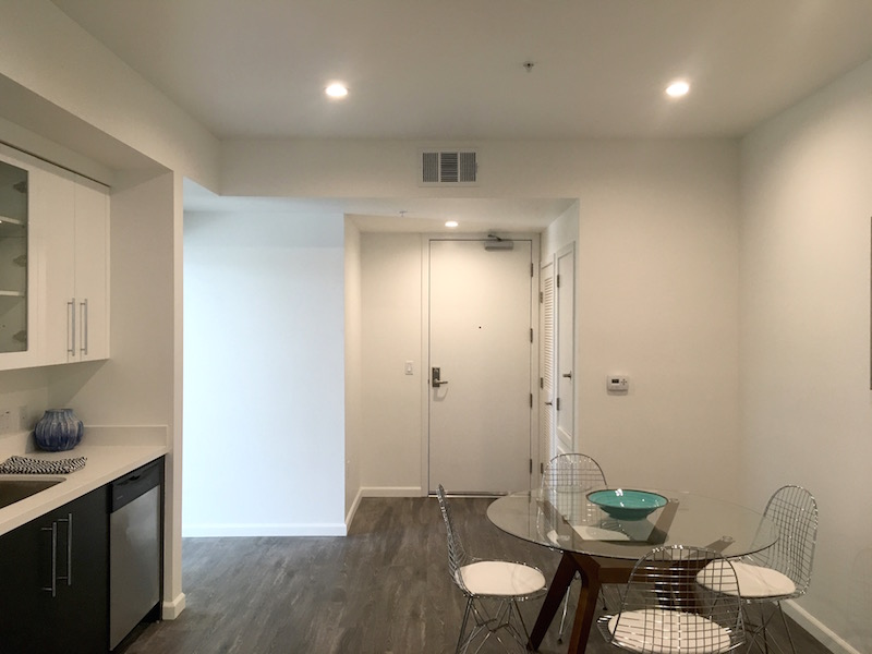 Modern Luxury | Two Bedroom Apartment | Rooftop Lounge with Spa | Blocks to Echo Park Lake | Pet Friendly | Central Air, All Appliances, In-unit W/D and Parking Included!