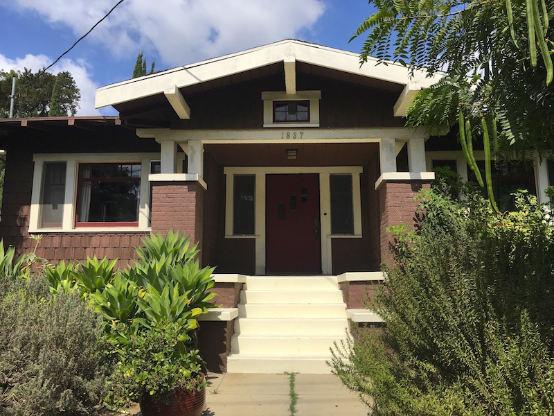 Lovely Echo Park Craftsman | Original Hardwood Floors | Oversized Bedrooms | Charming Built-in Details | Backyard and Patio