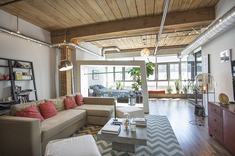 STUNNING TURN-KEY FURNISHED ARTS DISTRICT LOFT | ALL INCLUSIVE | POOL & GYM W/ CITY VIEWS | SHORT TERM