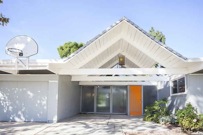 Beautiful Joseph Eichler Mid-Century Modern Home