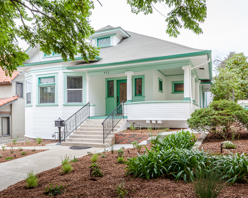 Stunning Echo Park Craftsman | Proudly Renovated & Restored to Era | Spacious & Charming | Central Air